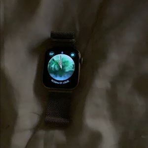 I watch series 4 40mm only wore a few times